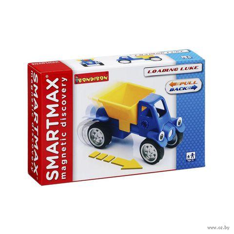 """Конструктор магнитный """"SmartMax. Грузовичок Люк"""" — фото, картинка"""
