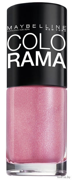 """Лак для ногтей """"Colorama"""" (тон: 05, светло-розовый перламутр) — фото, картинка"""