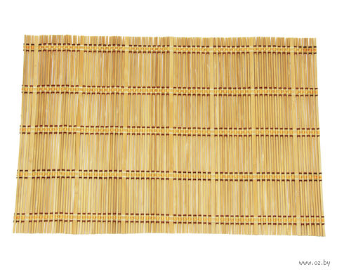 Подставка сервировочная бамбуковая (арт. BM-28) — фото, картинка