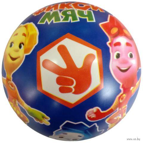"Мяч ""Фиксики"" (23 см) — фото, картинка"