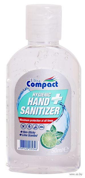 "Гель для рук ""Hygienic Hand Sanitizer"" (50 мл) — фото, картинка"