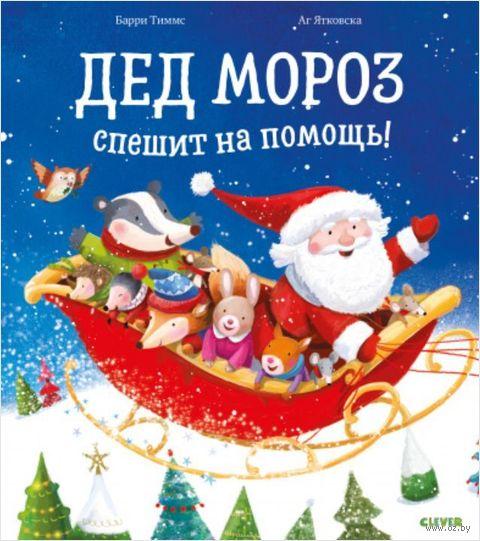 Дед Мороз спешит на помощь! — фото, картинка