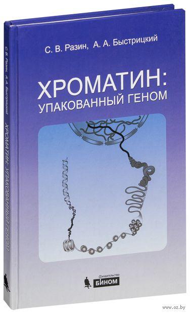 Хроматин: упакованный геном. Сергей Разин, Андрей Быстрицкий