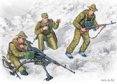 Советский спецназ 1979-88г. (масштаб: 1/35) — фото, картинка
