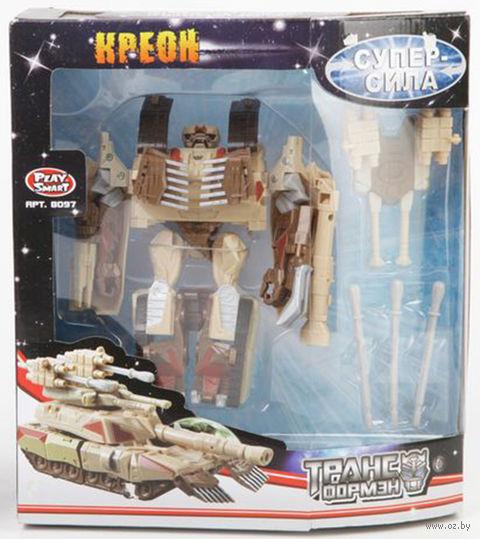 """Робот-трансформер """"Креон"""""""