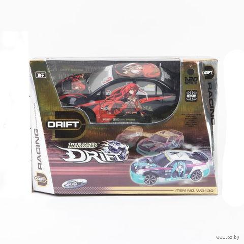 """Автомобиль на радиоуправлении """"Drift"""""""