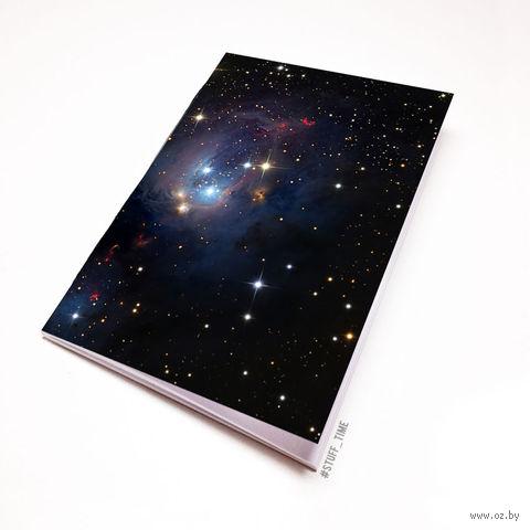 """Блокнот """"Космос"""" (А5; арт. 836) — фото, картинка"""