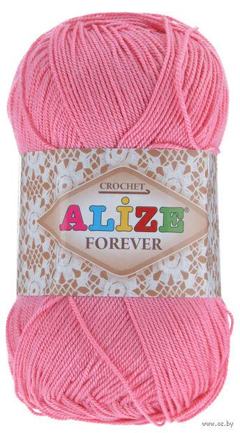 "Пряжа ""ALIZE. Forever №39"" (50 г; 300 м; розовый) — фото, картинка"