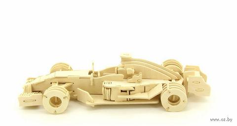 """Сборная деревянная модель """"Формула 1"""" (большая)"""