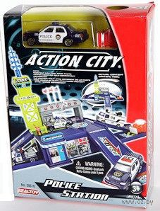 """Игровой набор """"Полицейский участок"""" (арт. Г42222)"""