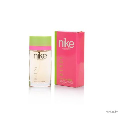 "Туалетная вода для женщин ""Nike. Trendy"" (25 мл) — фото, картинка"