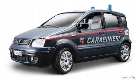 "Модель машины ""Bburago. Fiat Nuova Panda Carabinieri"" (масштаб: 1/24) — фото, картинка"