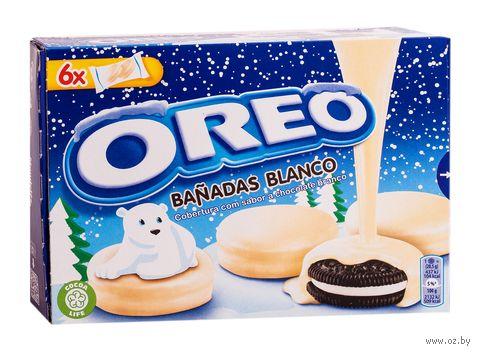 """Печенье """"Oreo. В белом шоколаде"""" (246 г) — фото, картинка"""
