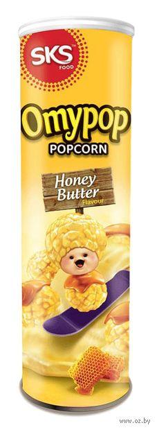 """Попкорн """"Omypop. Мёд"""" (85 г) — фото, картинка"""