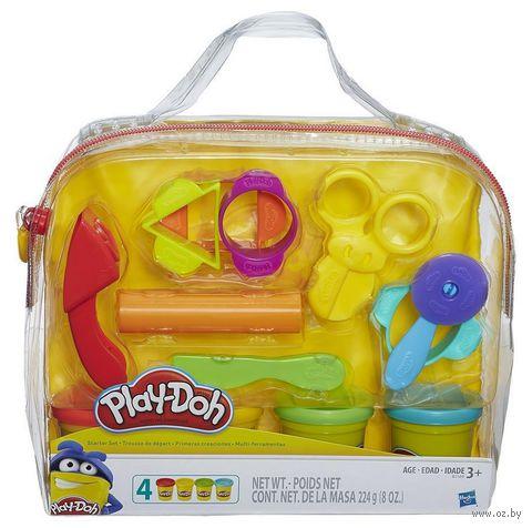 """Набор для лепки """"Play-Doh. Базовый"""""""