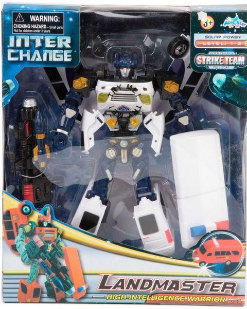 Робот-трансформер (арт. 3866-1)