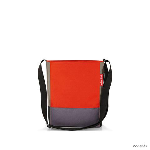 "Сумка ""Shoulderbag"" (S, patchwork mandarin)"