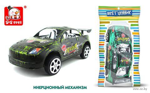 Машинка инерционная (арт. 100794327-100794327) — фото, картинка
