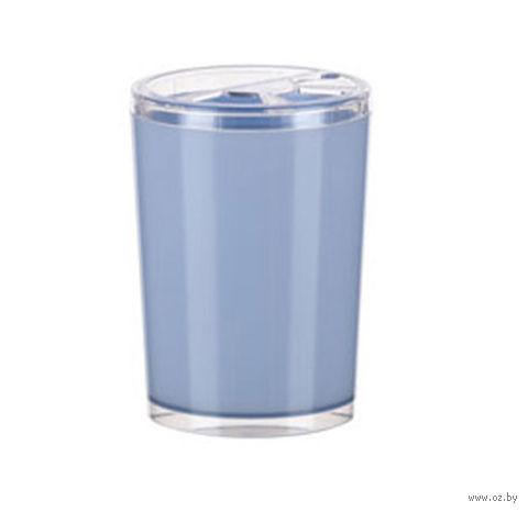 "Подставка для зубных щеток ""Joli"" (светло-голубой) — фото, картинка"