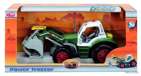 Трактор (со световыми и звуковыми эффектами) — фото, картинка