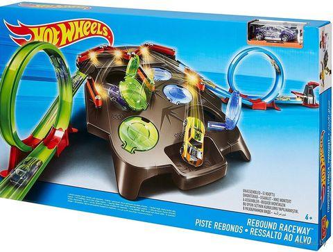 """Игровой набор """"Hot Wheels. Мертвая петля"""" — фото, картинка"""