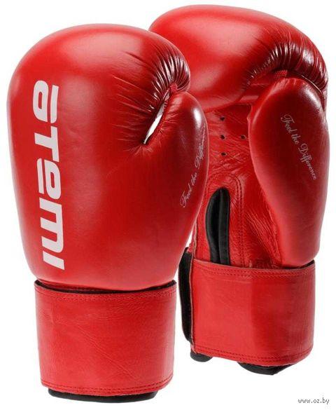 Перчатки боксёрские LTB19009 (10 унций; красные) — фото, картинка