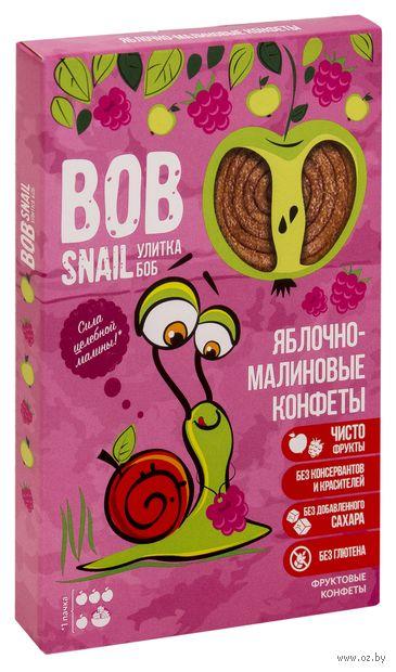 """Конфеты """"Bob Snail. Яблочно-малиновые"""" (60 г) — фото, картинка"""