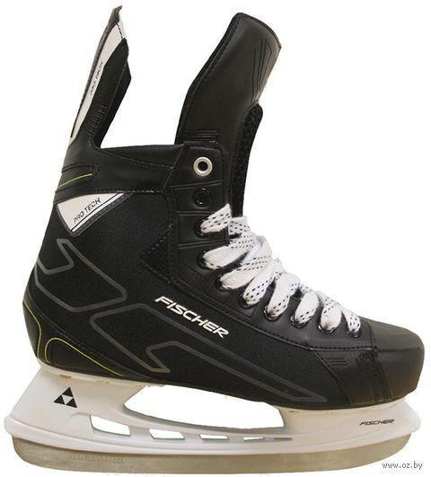 Коньки хоккейные FX5 SR (р. 45) — фото, картинка