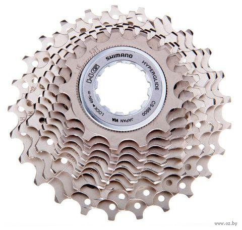 """Кассета для велосипеда """"Ultegra 6600"""" (10 скоростей; звёзды 16-27) — фото, картинка"""