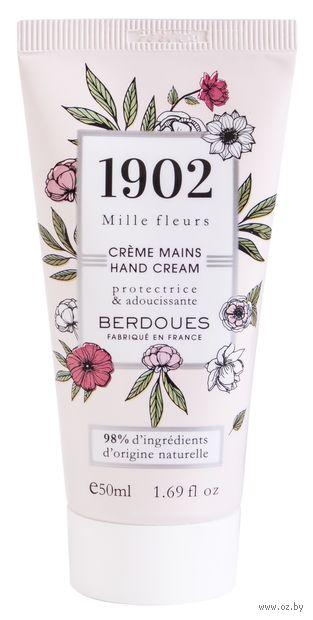 "Крем для рук ""Mille Fleurs"" (50 мл) — фото, картинка"