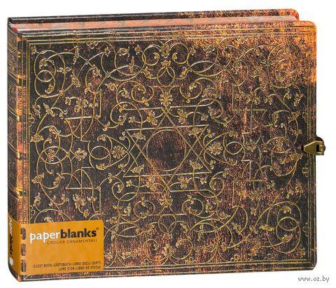 """Гостевая книга Paperblanks """"Гролье"""" нелинованная (формат: 230*180 мм)"""