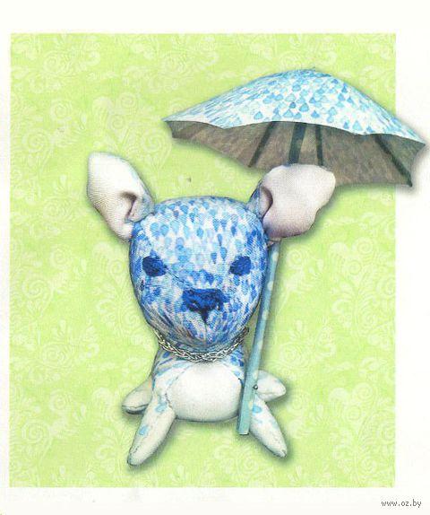 """Набор для шитья из ткани """"Дождливая суббота"""" — фото, картинка"""