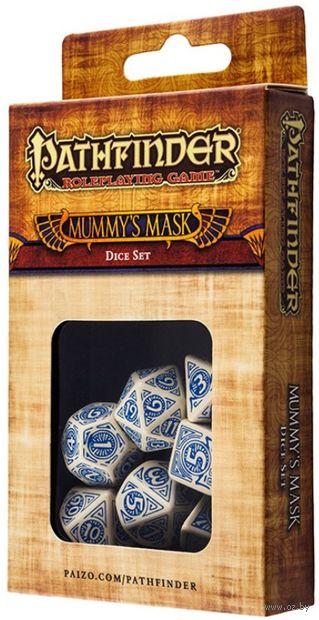 "Набор кубиков ""Pathfinder. Mummy's Mask"" (7 шт.) — фото, картинка"