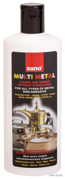 """Средство чистящее универсальное """"Multi Metal"""" (300 мл) — фото, картинка"""
