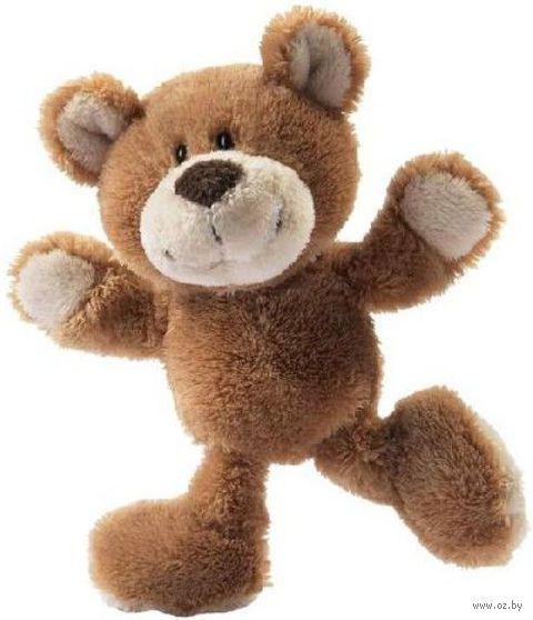 """Мягкая игрушка """"Медведь коричневый"""" (15 см) — фото, картинка"""