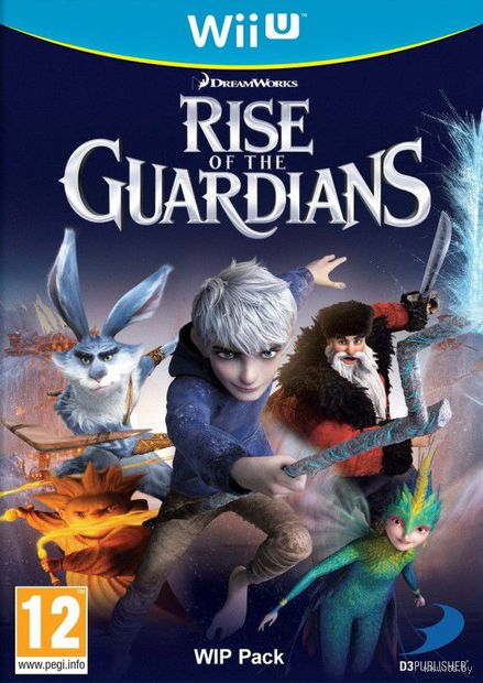 Rise of the Guardians (Nintendo Wii U)