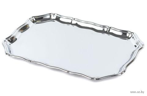 Поднос металлический (340х228 мм)