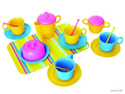 """Набор детской посуды """"Чаепитие"""" — фото, картинка"""
