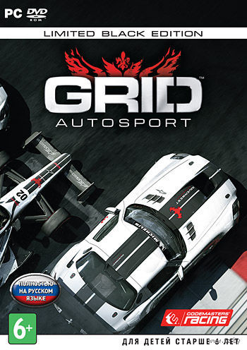 GRID Autosport. Limited Black Edition