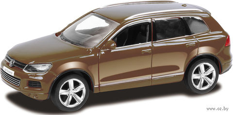 "Модель машины ""Volkswagen Touareg II"" (масштаб: 1/64)"