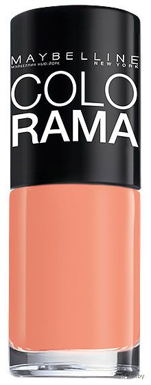 "Лак для ногтей ""Colorama"" (тон 310, яркий персик; 7 мл)"