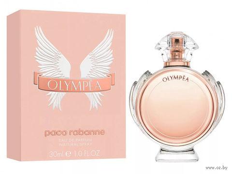 "Парфюмерная вода для женщин Paco Rabanne ""Olympea"" (30 мл) — фото, картинка"