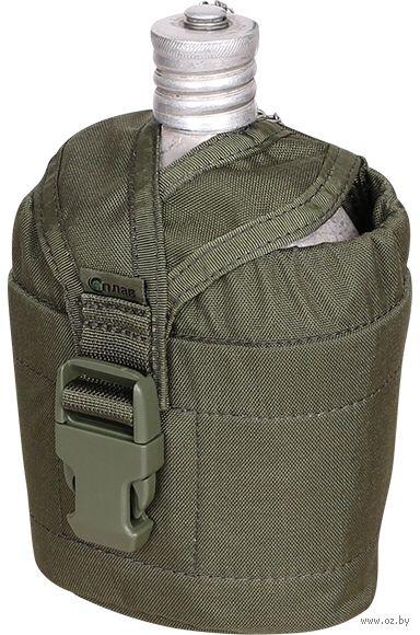 Подсумок для отечественной армейской фляги (олива) — фото, картинка