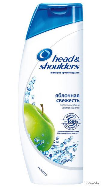 """Шампунь для волос """"Яблочная свежесть"""" (400 мл)"""