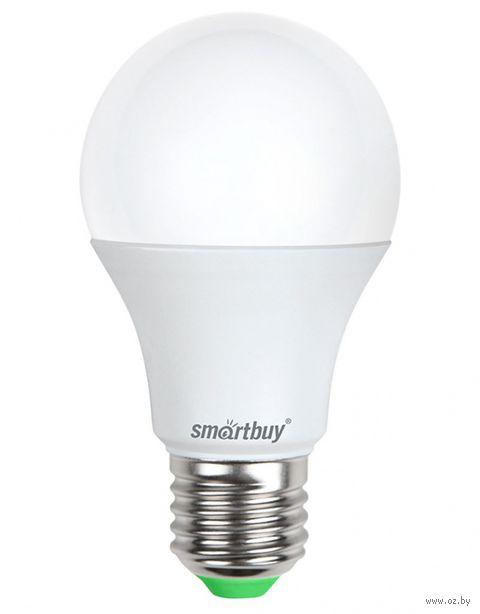 Лампа Светодиодная (LED) Smartbuy-A60-15W/4000/E27