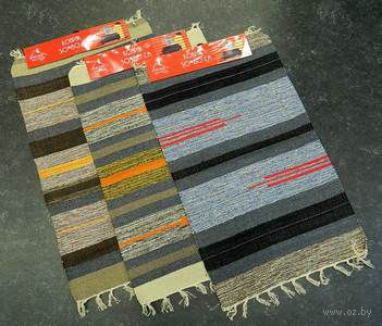 Коврик текстильный (50х80 см; арт. S-0090)