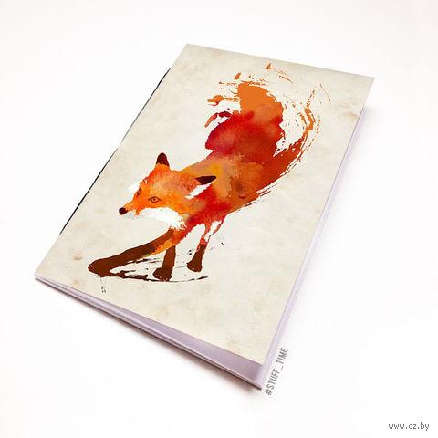 """Блокнот """"Лиса"""" (А5; арт. 516) — фото, картинка"""