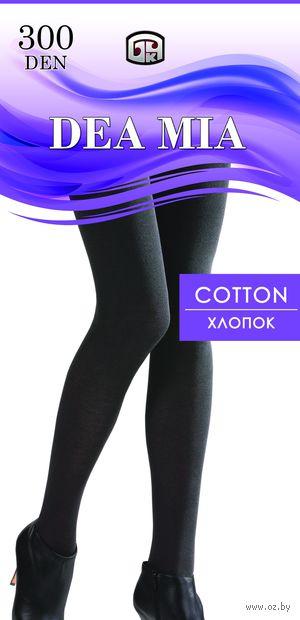 """Колготки женские теплые """"Dea Mia. Cotton 300"""" — фото, картинка"""