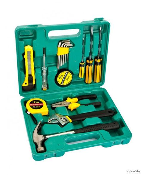 Набор инструментов (15 предметов) — фото, картинка