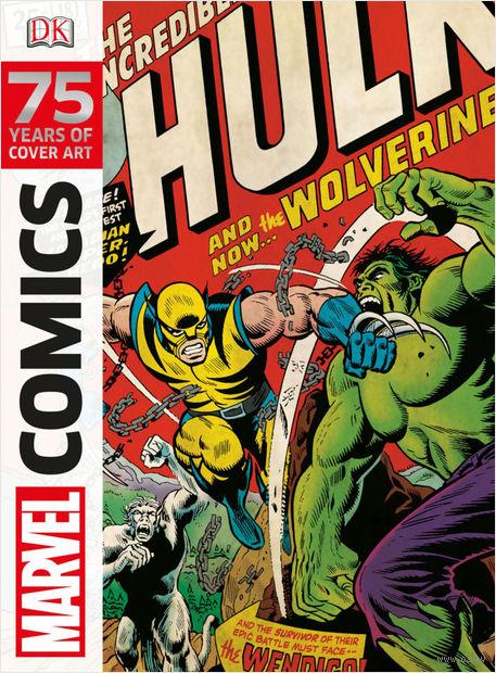 Marvel Comics. 75 Years Of Cover Art — фото, картинка
